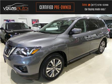 2019 Nissan Pathfinder SV Tech (Stk: NP2102) in Vaughan - Image 1 of 28