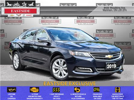 2019 Chevrolet Impala 1LT (Stk: 146206B) in Markham - Image 1 of 28