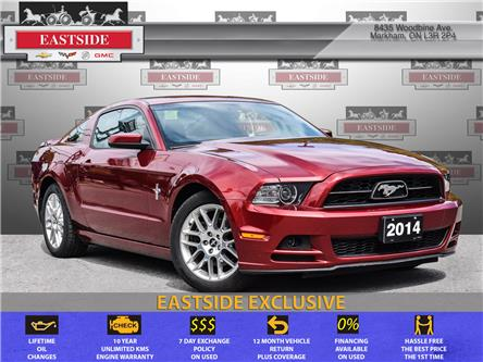 2014 Ford Mustang V6 (Stk: 317506B) in Markham - Image 1 of 20