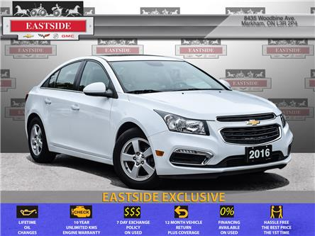 2016 Chevrolet Cruze Limited 2LT (Stk: 128881B) in Markham - Image 1 of 24