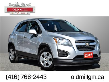 2016 Chevrolet Trax LS (Stk: 244934U) in Toronto - Image 1 of 18
