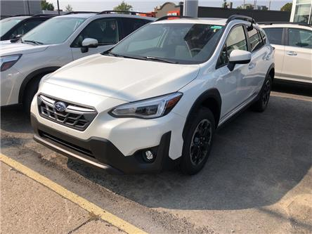 2021 Subaru Crosstrek Sport (Stk: S5487) in St.Catharines - Image 1 of 3