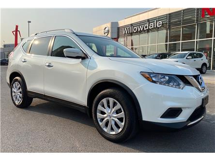2015 Nissan Rogue S (Stk: C35631) in Thornhill - Image 1 of 16