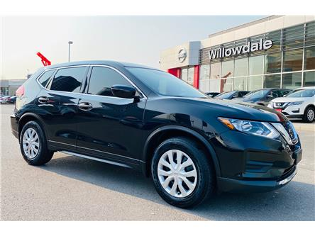 2018 Nissan Rogue S (Stk: N993A) in Thornhill - Image 1 of 19