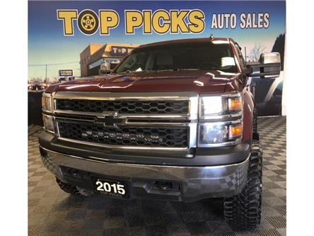 2015 Chevrolet Silverado 1500 LS (Stk: 178360) in NORTH BAY - Image 1 of 23