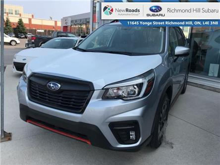 2020 Subaru Forester Sport (Stk: 34218) in RICHMOND HILL - Image 1 of 22