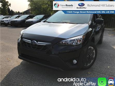 2021 Subaru Crosstrek Touring w/Eyesight (Stk: 35525) in RICHMOND HILL - Image 1 of 21