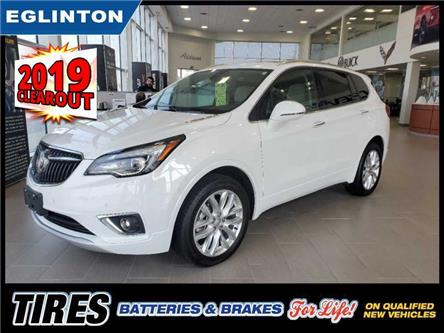 2019 Buick Envision Premium II (Stk: KD013444) in Mississauga - Image 1 of 23