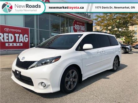 2017 Toyota Sienna  (Stk: 6136) in Newmarket - Image 1 of 29