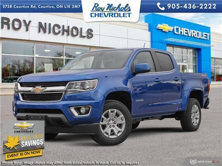 2021 Chevrolet Colorado LT (Stk: 71793) in Courtice - Image 1 of 23