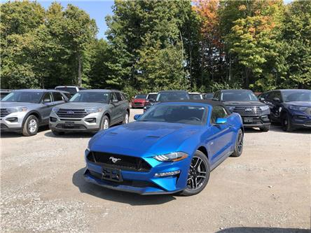 2020 Ford Mustang GT Premium (Stk: MS20904) in Barrie - Image 1 of 15