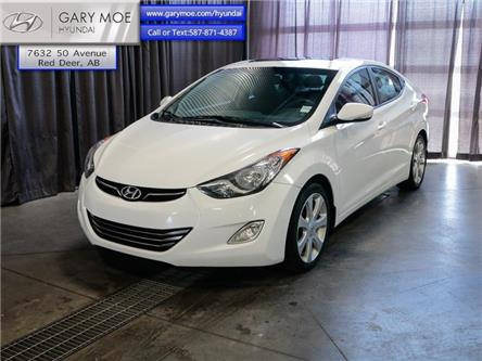 2011 Hyundai Elantra  (Stk: HP8491A) in Red Deer - Image 1 of 24