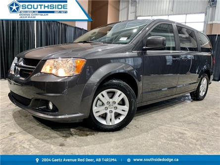 2019 Dodge Grand Caravan Crew (Stk: A14491A) in Red Deer - Image 1 of 12