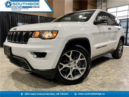 2019 Jeep Grand Cherokee Limited (Stk: A14510A) in Red Deer - Image 1 of 20