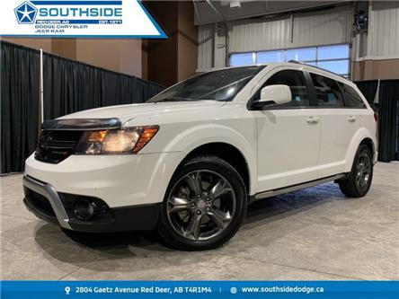 2014 Dodge Journey Crossroad (Stk: GC2021A) in Red Deer - Image 1 of 20