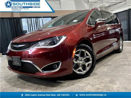 2018 Chrysler Pacifica Limited (Stk: A14463A) in Red Deer - Image 1 of 20