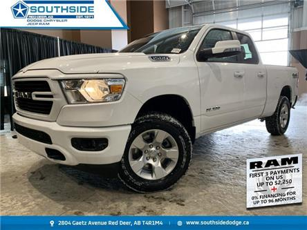 2020 RAM 1500 Big Horn (Stk: W2062) in Red Deer - Image 1 of 19