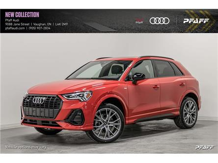 2021 Audi Q3 45 Progressiv (Stk: T18746) in Vaughan - Image 1 of 20