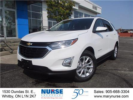 2020 Chevrolet Equinox LT (Stk: 20T147) in Whitby - Image 1 of 30