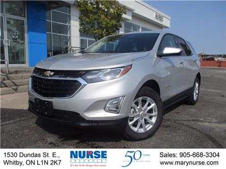 2020 Chevrolet Equinox LT (Stk: 20T148) in Whitby - Image 1 of 28