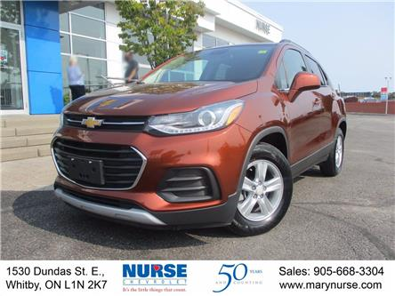 2019 Chevrolet Trax LT (Stk: 10X325A) in Whitby - Image 1 of 23
