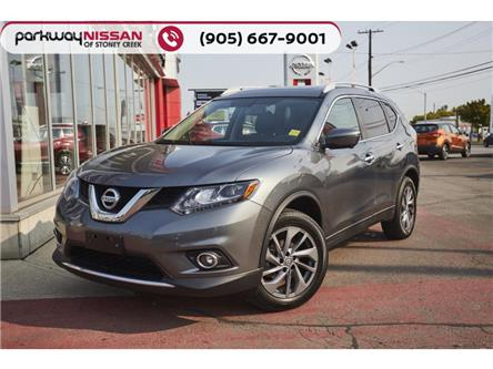 2016 Nissan Rogue  (Stk: N1692) in Hamilton - Image 1 of 26