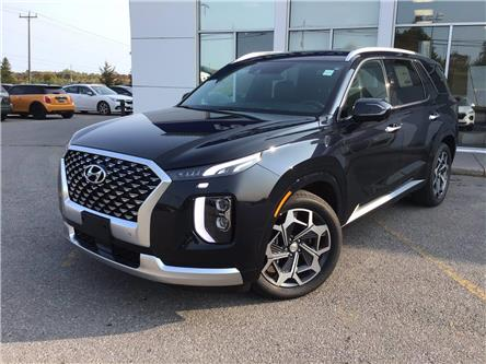 2021 Hyundai Palisade Ultimate Calligraphy (Stk: H12599) in Peterborough - Image 1 of 23
