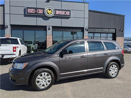 2016 Dodge Journey CVP/SE Plus (Stk: UC3954A) in Thunder Bay - Image 1 of 10