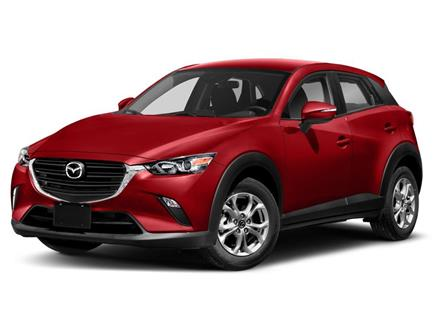2020 Mazda CX-3 GS (Stk: 204256) in Burlington - Image 1 of 9