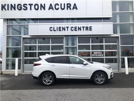 2020 Acura RDX Platinum Elite (Stk: J009) in Kingston - Image 1 of 16