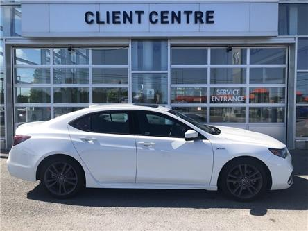 2020 Acura TLX  (Stk: J003) in Kingston - Image 1 of 17