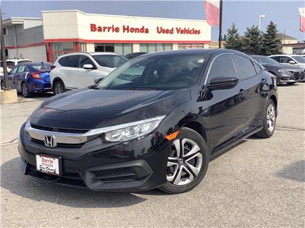 2016 Honda Civic LX (Stk: U16613) in Barrie - Image 1 of 23