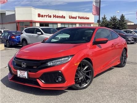 2018 Honda Civic Si (Stk: U18931) in Barrie - Image 1 of 29