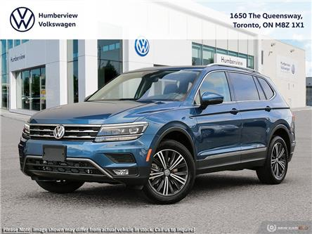 2020 Volkswagen Tiguan Highline (Stk: 98133) in Toronto - Image 1 of 23