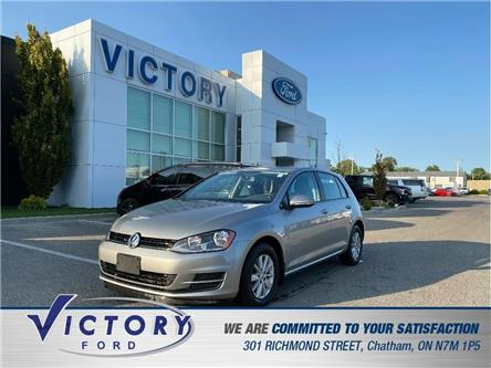 2016 Volkswagen Golf  (Stk: V4538) in Chatham - Image 1 of 14