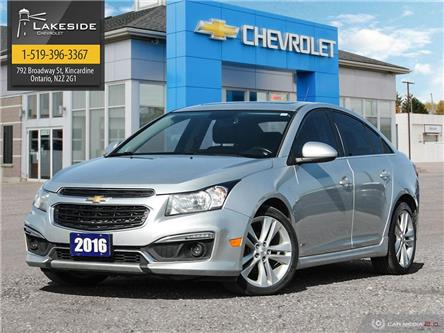 2016 Chevrolet Cruze Limited 2LT (Stk: T9304A) in Kincardine - Image 1 of 23