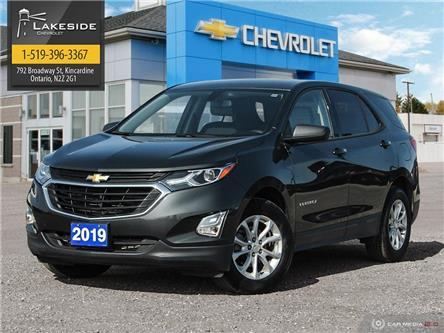 2019 Chevrolet Equinox LS (Stk: T0074A) in Kincardine - Image 1 of 22