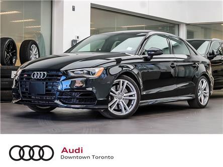 2016 Audi S3 2.0T Progressiv (Stk: P3945) in Toronto - Image 1 of 8