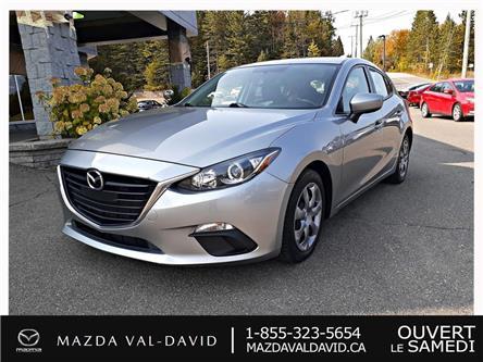 2015 Mazda Mazda3 Sport GX (Stk: 20233A) in Val-David - Image 1 of 20
