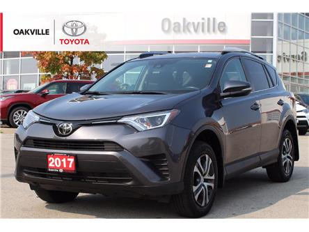 2017 Toyota RAV4 LE (Stk: LP3050) in Oakville - Image 1 of 17