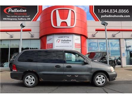 2006 Ford Freestar S (Stk: 22459W) in Greater Sudbury - Image 1 of 13