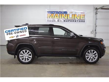2017 Jeep Grand Cherokee Limited (Stk: L1449AA) in Watrous - Image 1 of 47