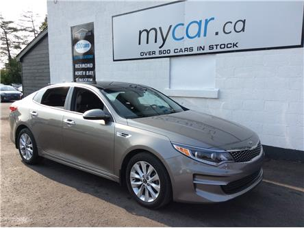 2016 Kia Optima EX (Stk: 200983) in Kingston - Image 1 of 22