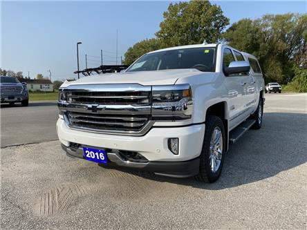 2016 Chevrolet Silverado 1500 High Country (Stk: 20-0189A) in LaSalle - Image 1 of 24