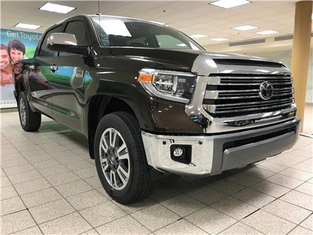 2020 Toyota Tundra Platinum (Stk: 201442) in Calgary - Image 1 of 19