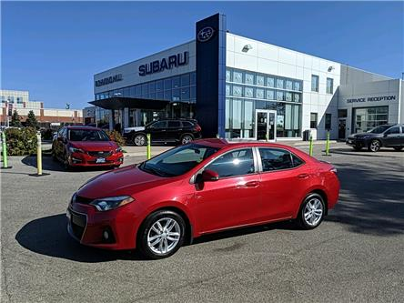2014 Toyota Corolla S (Stk: T34652) in RICHMOND HILL - Image 1 of 18