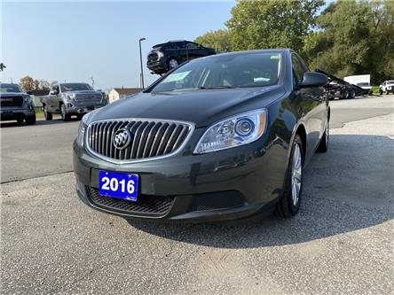 2016 Buick Verano Base (Stk: 20-0738A) in LaSalle - Image 1 of 19