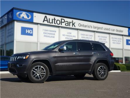 2019 Jeep Grand Cherokee Limited (Stk: 19-95790) in Brampton - Image 1 of 23