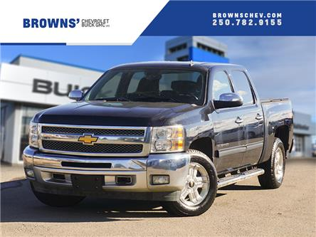 2012 Chevrolet Silverado 1500 LT (Stk: T20-1507A) in Dawson Creek - Image 1 of 15