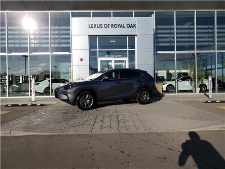 2021 Lexus NX 300 Base (Stk: L21007) in Calgary - Image 1 of 14
